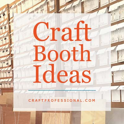 Craft Booth Ideas