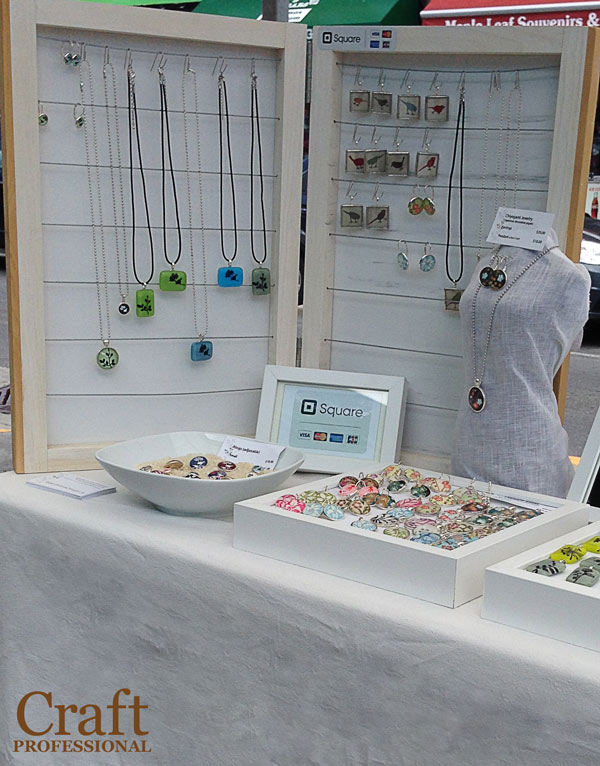 Jewellery Displays For Markets