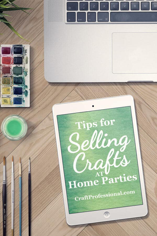 Craft Home Party Tips