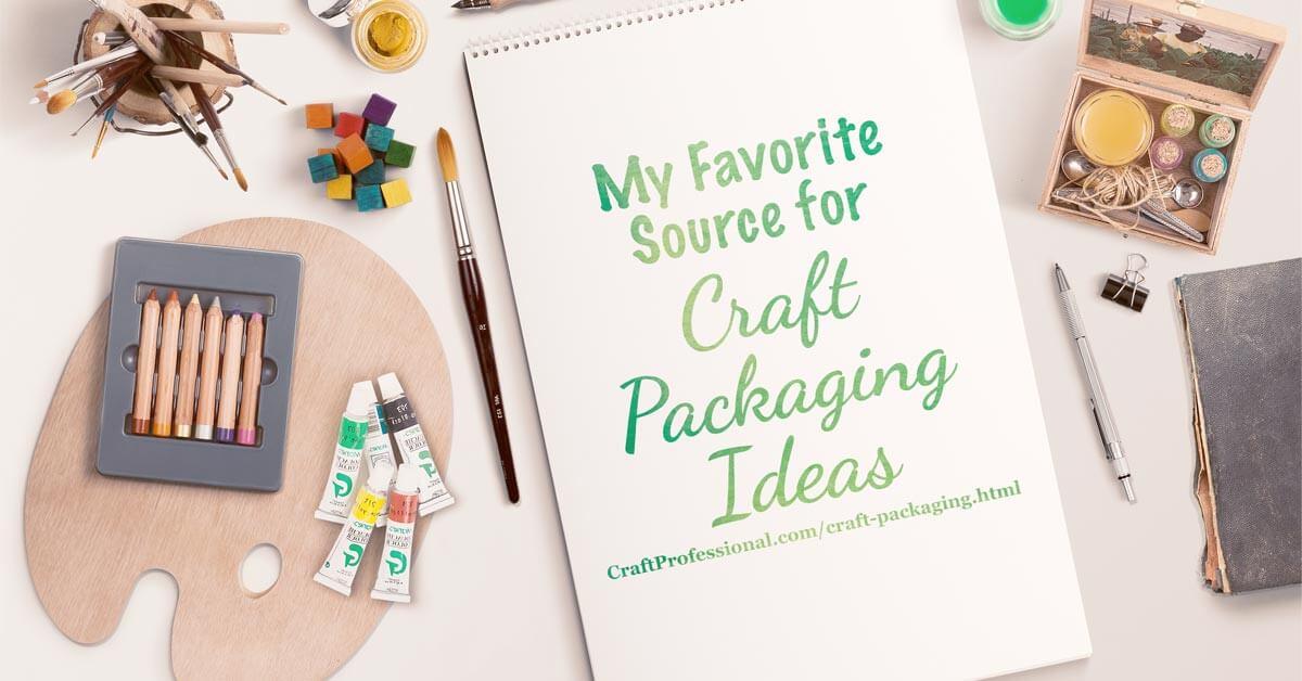 Craft Packaging Ideas