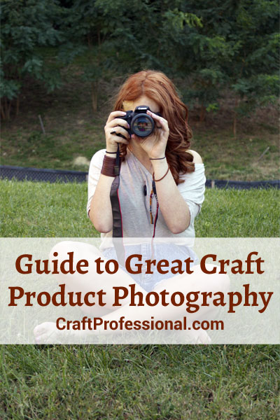 Book review of The Crafter's Guide to Taking Great Photos.