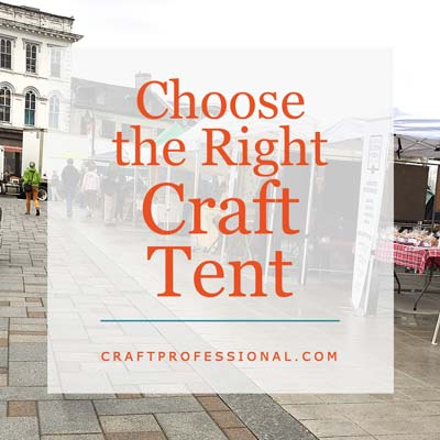 Why you need a white craft show canopy