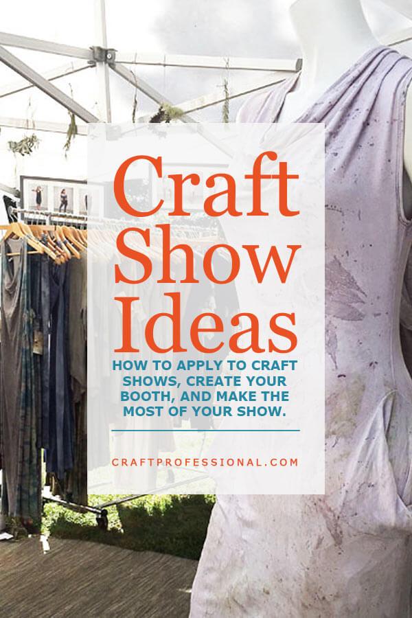 Craft show ideas