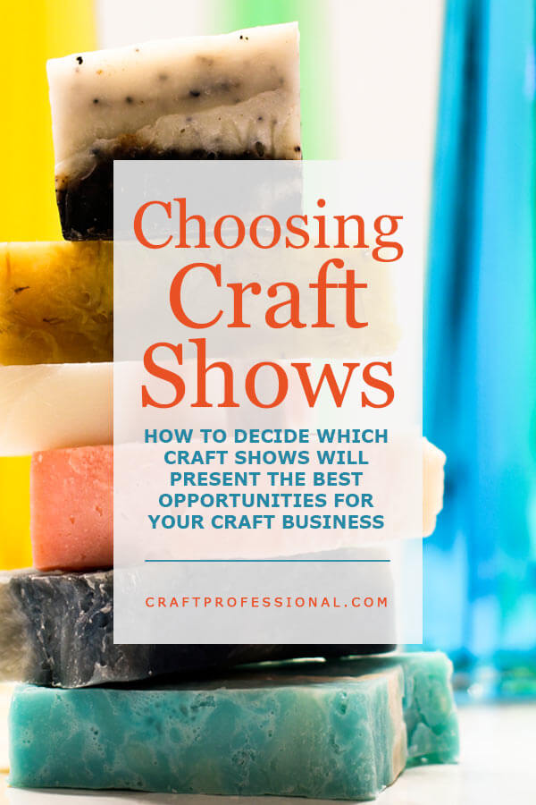 Choosing a Craft Show - How to decide which craft shows will provide the best opportunities for your business.