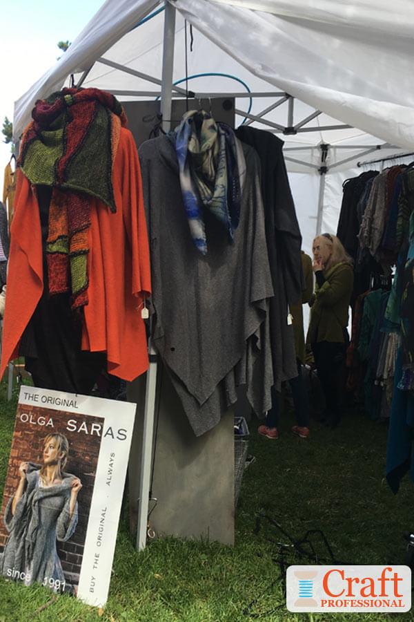 Rainy Craft Show Solutions