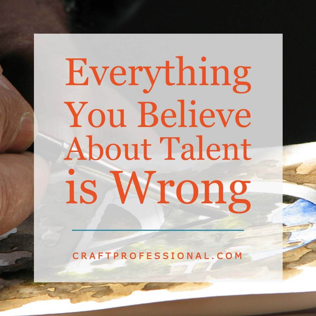 The Truth About Creative Talent
