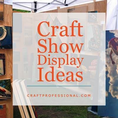 Hundreds of Craft Display Booth Photos