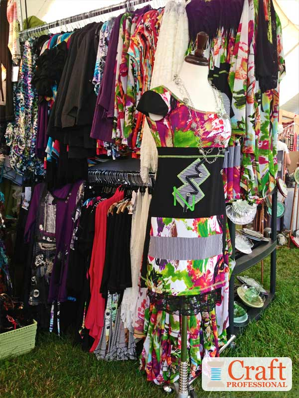 Clothing Displayed on a Dress Form