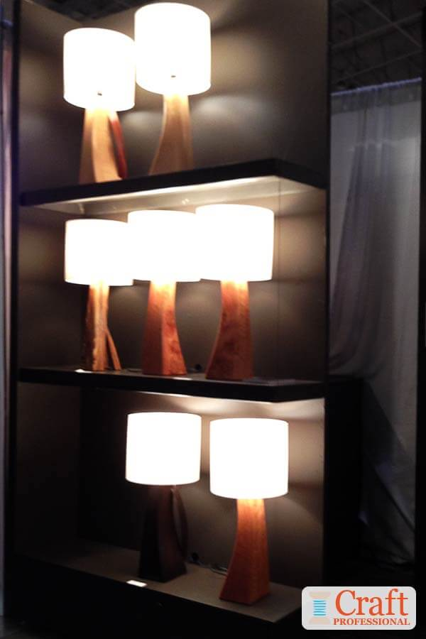 Handmade Lighting Display