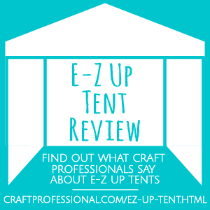 EZ Up tent review