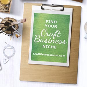 Starting a home craft business for Starting a small craft business from home