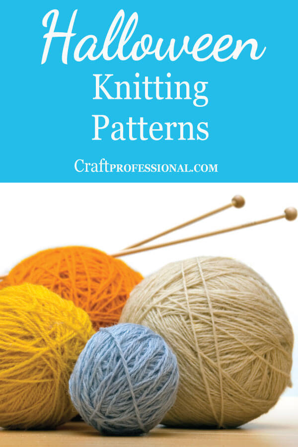 Halloween Knitting Patterns : Halloween Knitting Patterns on Etsy
