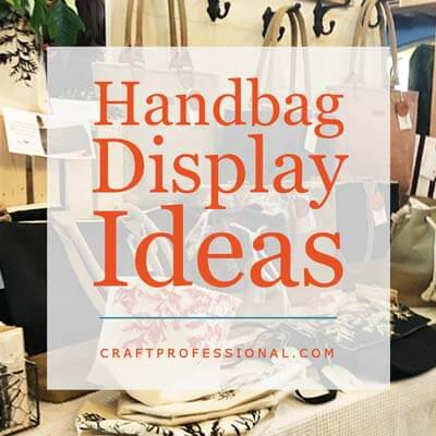 Handbag Display Ideas