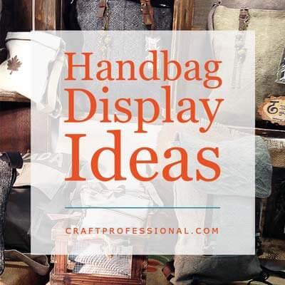 Handbag Display Ideas