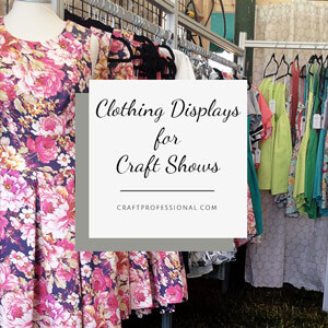 Handmade Clothing Display