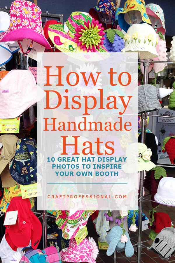 Handmade Hat Display