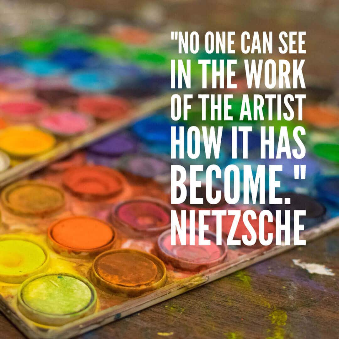 Neitzsche quote