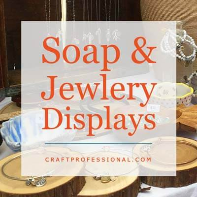 Jewelry Booth Displays
