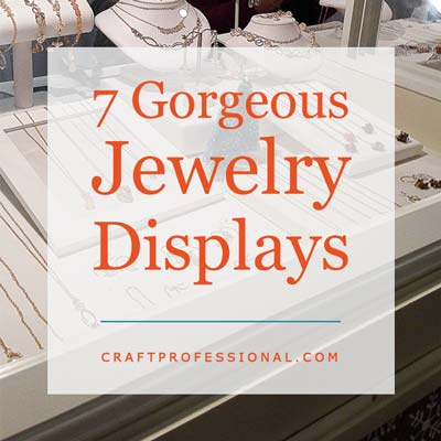 Portable Jewelry Display Ideas