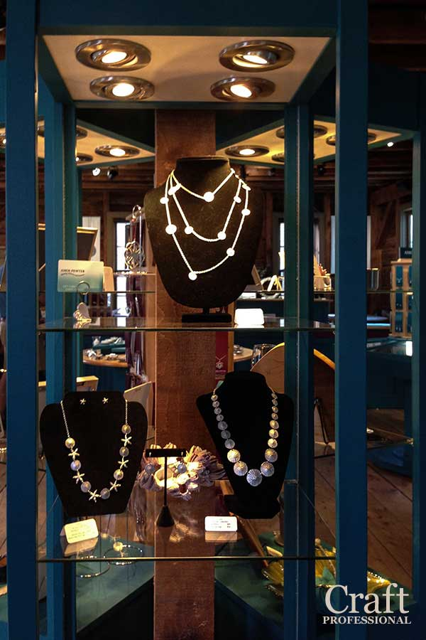 Retail Display Ideas for Craft Professionals