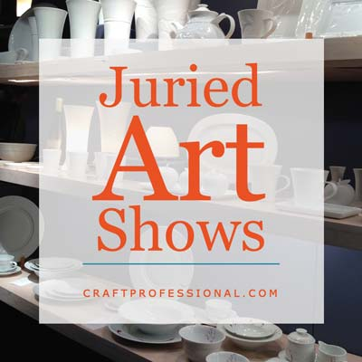 Juried Art Show Applications