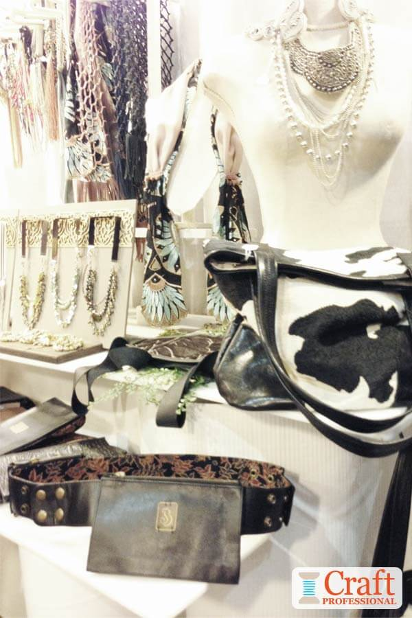 Mixed Accessories Display