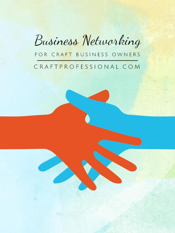 Networking in business for creative professionals