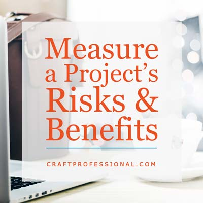 New Project Benefits and Risks