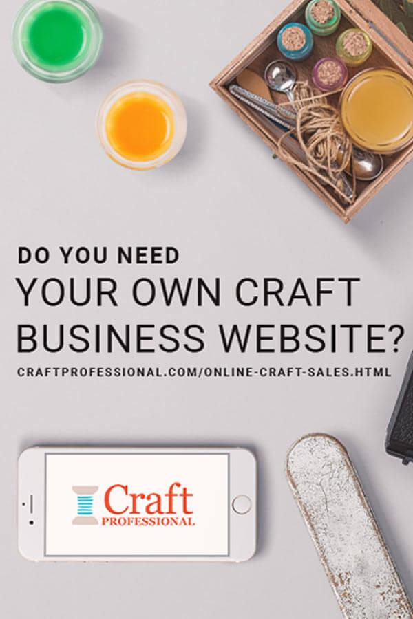 online craft sales