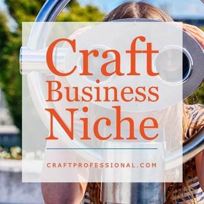 Text - Craft Business Niche