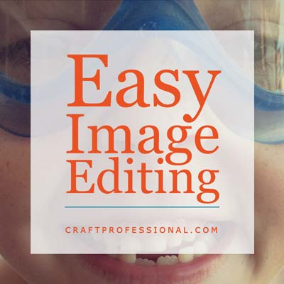 Easy Image Editing