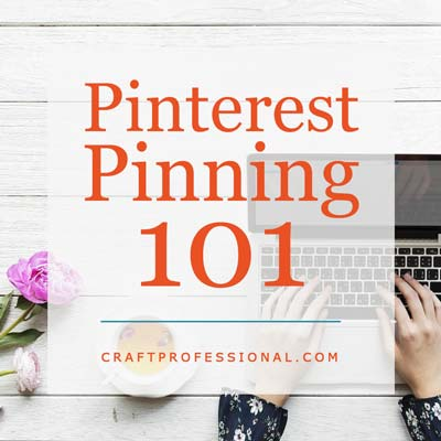 How to create pins for Pinterest