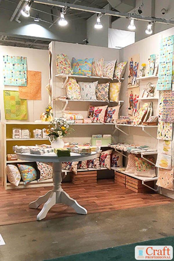 Craft Show Portable Flooring