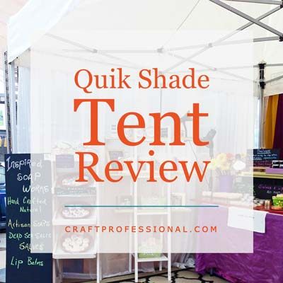 Quik Shade Canopy Review