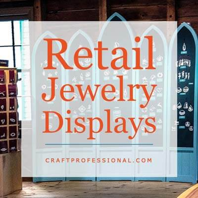 Retail Jewelry Display Ideas
