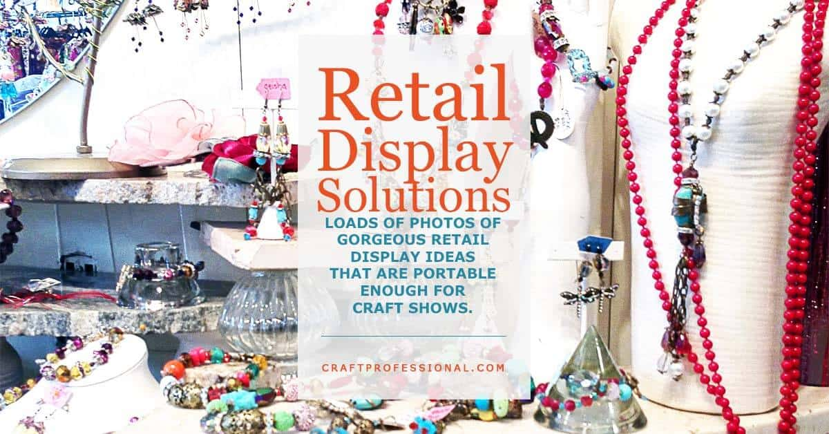 Retail Display Solutions With Photos