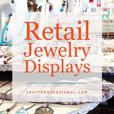 Retail jewelry displays
