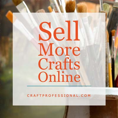 Selling crafts lots of places to sell your handmade products for How to sell your crafts online