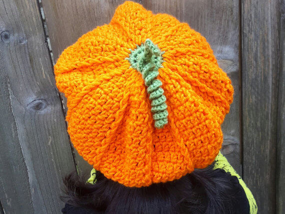 Pumpkin hat pattern by Serendipity as Always