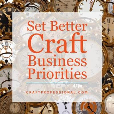 Setting Priorities to Do Less Better