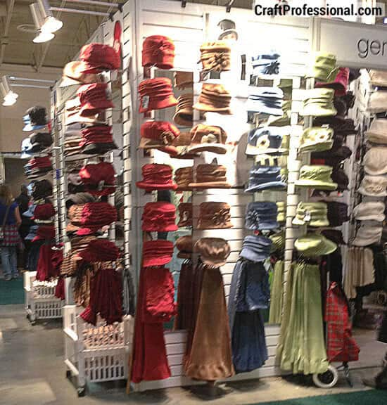 Slat Walls For Your Craft Booth