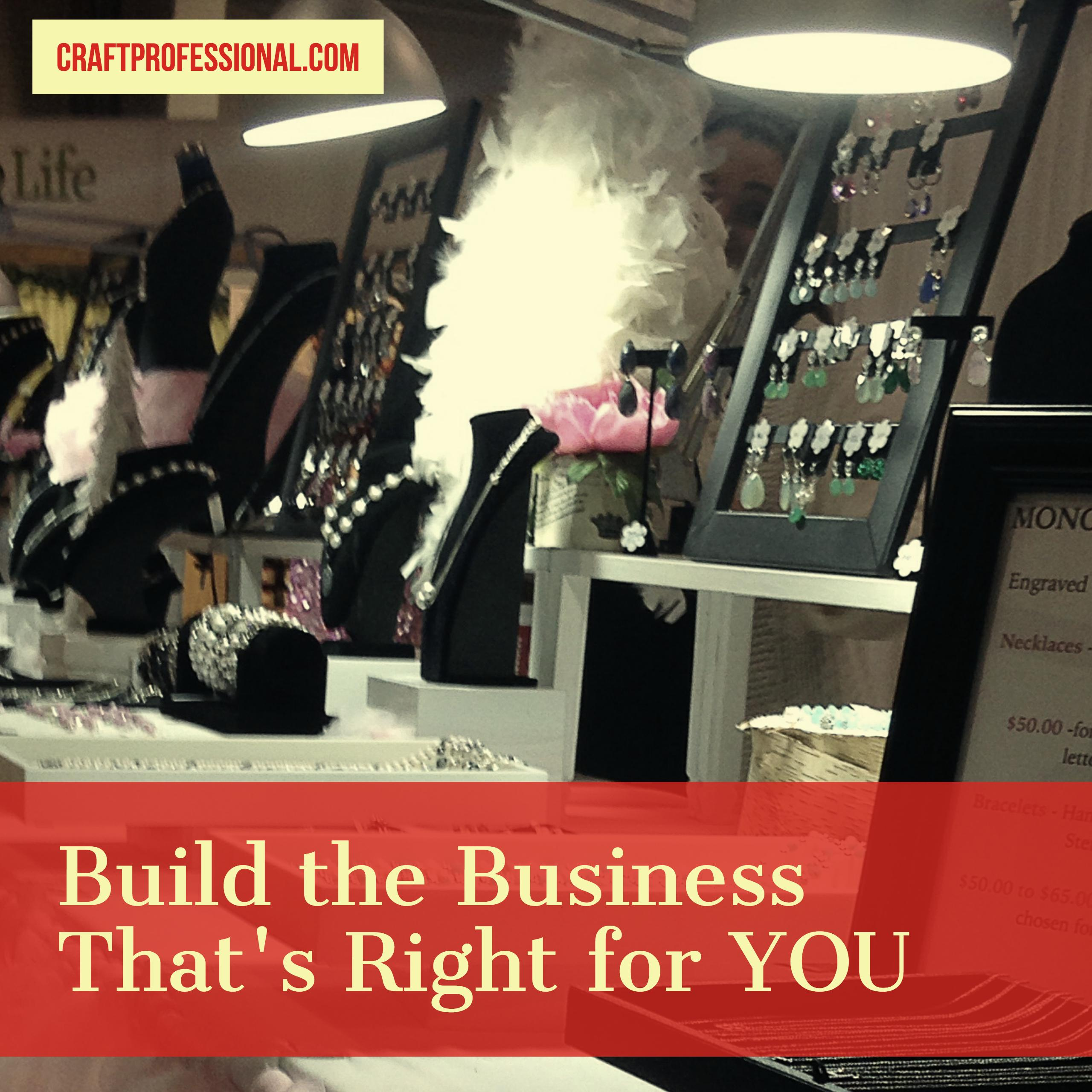 Craft Business Course