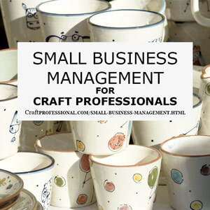 Small Business Management for Creative Business Owners