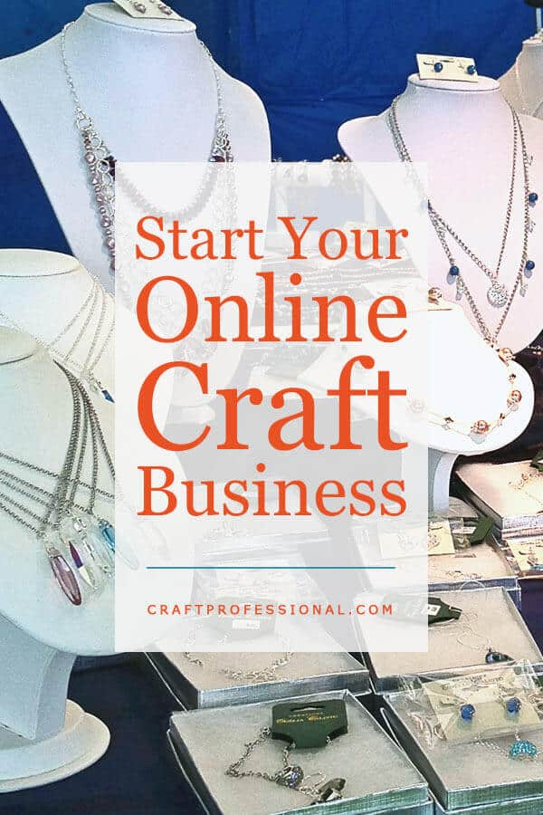 Starting a Home Craft Business