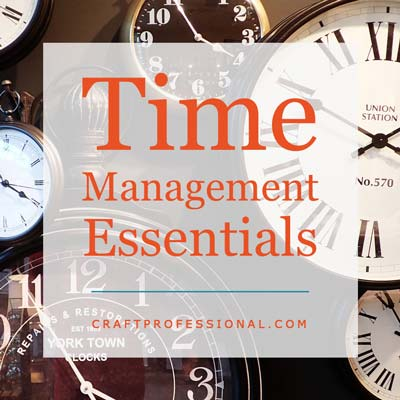 Time Management Essentials