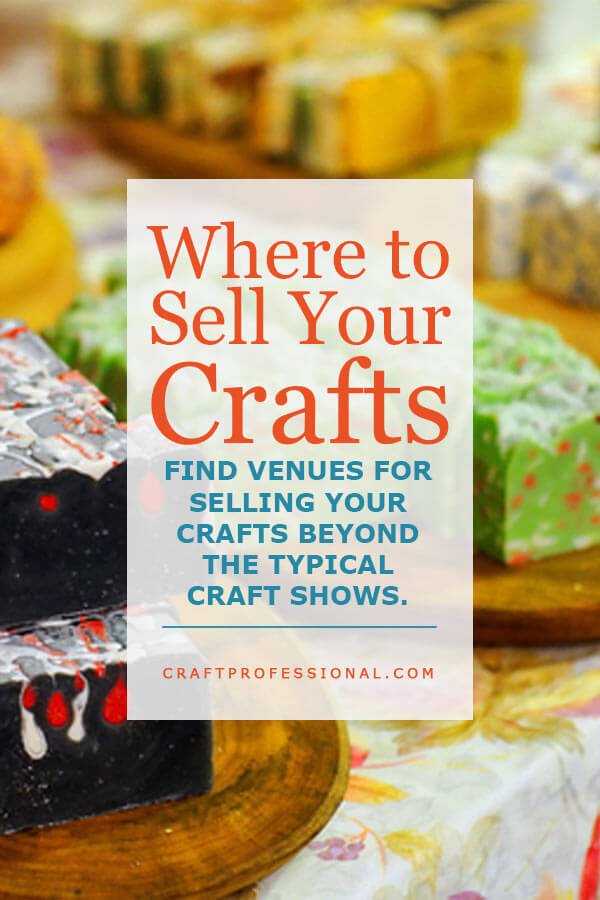 Where to sell your crafts