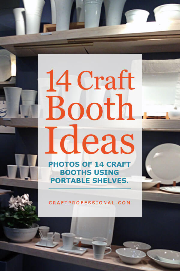 14 Craft Booth Display Photos