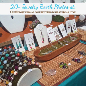 jewelry craft booth display ideas starting a jewelry business 6851