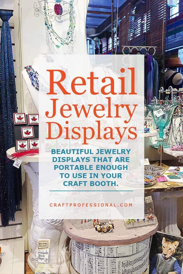 Retail Jewelry Displays